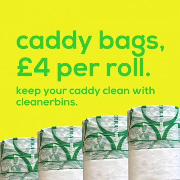 Protected: Caddy Bags delivered to your door with CleanerBins